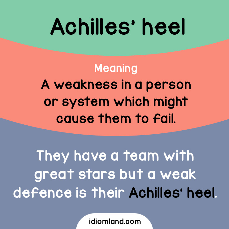 achilless-heel